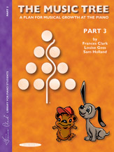 The Music Tree: Student's Book; Part 3; A Plan for Musical Growth at the Piano (Book) (Piano); #YL00-00030 By Frances Clark; Louise Goss; and Sam Holland