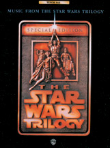 The Star Wars Trilogy: Special Edition--Music from (Book); Tenor Sax (Saxophone); Movie; #YL00-0016B Music by John Williams
