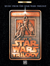The Star Wars Trilogy: Special Edition -- Music from (Book); Violin (Violin); Movie; #YL00-0066B By John Williams