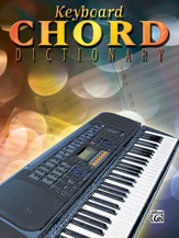 Keyboard Chord Dictionary (Book) (Piano), #YL00-0088B, Sheet Music