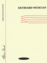 Keyboard Musician for the Adult Beginner (Book) (Piano), #YL00-0103, Sheet Music