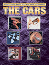 The Cars: Guitar Anthology Series (Book); Authentic Guitar TAB (Guitar); Rock; #YL00-0139BA The Cars
