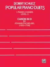 Canon in D ('Pachelbel's Canon')