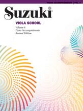 Suzuki Viola School, Volume 4