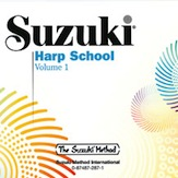 Suzuki Harp School CD, Volume 1
