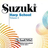 Suzuki Harp School CD, Volume 2