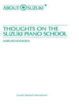 Thoughts on the Suzuki Piano School