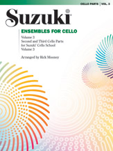 Ensembles for Cello, Volume 3