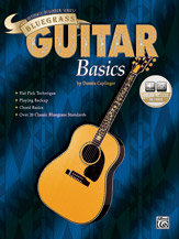 Ultimate Beginner Series: Bluegrass Guitar Basics (Book & CD) (Guitar); Bluegrass; #YL00-0381B By Dennis Caplinger
