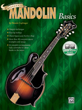 Ultimate Beginner Series: Bluegrass Mandolin Basics (Book & CD) (Mandolin); Bluegrass; #YL00-0383B By Dennis Caplinger