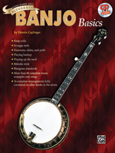 Ultimate Beginner Series: Bluegrass Banjo Basics (Book & CD) (Banjo); Bluegrass; #YL00-0384B By Dennis Caplinger