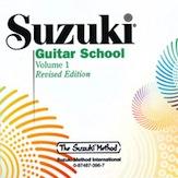 Suzuki Guitar School CD, Volume 1 (Revised)