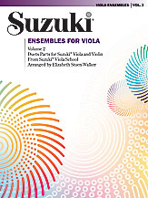Ensembles for Viola, Volume 2