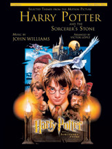 <I>Harry Potter and the Sorcerer's Stone™</I> -- Selected Themes from the Motion Picture (Solo, Duet, Trio)  Music by John Williams / arr. Victor López (#AL-00-0646B) thumbnail