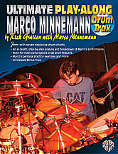 Ultimate Play-Along Drum Trax: Marco Minnemann