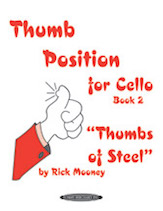 Thumb Position for Cello, Book 2 'Thumbs of Steel'