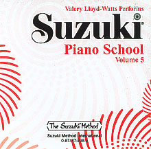 Suzuki Piano School CD, Volume 5