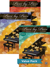 Piece by Piece A-C (Value Pack)