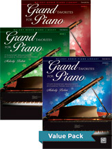 Grand Favorites 1-3 (Value Pack)