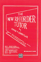 The New Recorder Tutor, Book III
