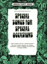 Organ Party Book