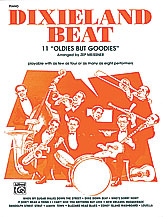 Dixieland Beat; 11 'Oldies But Goodies' (Book); Piano Acc. / Conductor (Conductor); Jazz; #YL00-11657X Arr. Zepp Meissner