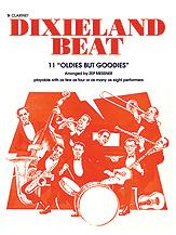 Dixieland Beat; 11 'Oldies But Goodies' (Book); Clarinet (Clarinet); Jazz; #YL00-11659X Arr. Zepp Meissner
