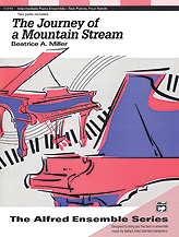 The Journey of a Mountain Stream