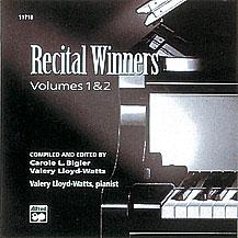 Recital Winners, Books 1 & 2