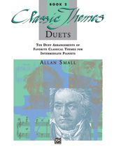 Classic Themes Duets, Book 2
