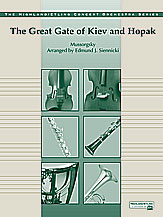 Great Gate of Kiev & Hopak: Viola