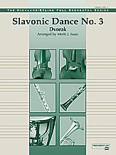 Slavonic Dance No. 3: 2nd Bassoon
