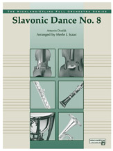 Slavonic Dance No. 8: 3rd Violin (Viola [TC])