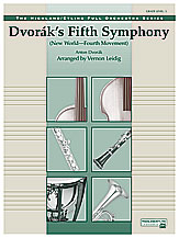 "Dvorák's 5th Symphony (""New World,"" 4th Movement): 1st Violin"