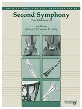 Sibelius's 2nd Symphony, 4th Movement