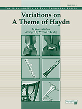 Variations on a Theme of Haydn