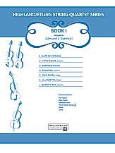 Highland/Etling String Quartet Series: Book 1 (String Quartet); #YL00-12522 Arr. Edmund J. Siennicki