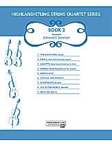 Highland/Etling String Quartet Series: Book 3 (Score & Parts) (String Quartet); #YL00-12526 Arr. Edmund J. Siennicki