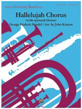 Hallelujah Chorus: E-flat Alto Saxophone