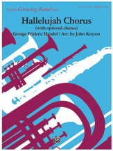 Hallelujah Chorus: 3rd B-flat Cornet