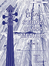 Etling String Class Method; Book 2 (Book); Viola (Viola); #YL00-12666 By Forest Etling