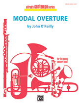 Modal Overture: 1st Percussion