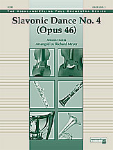 Slavonic Dance No. 4 (Opus 46)