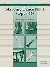 Slavonic Dance No. 4 (Opus 46)