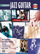 The Complete Jazz Guitar Method: Intermediate Jazz Guitar