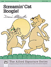 Screamin' Cat Boogie!