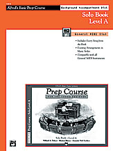 Alfred's Basic Piano Prep Course: GM Disk for Solo Book A