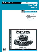 Alfred's Basic Piano Prep Course: GM Disk for Solo Book B