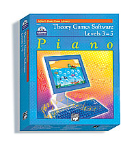 Theory Games for Windows/Macintosh (Version 2.0) - Levels 3, 4, 5