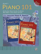 Alfred's Piano 101: Teacher's Handbook for Books 1 & 2